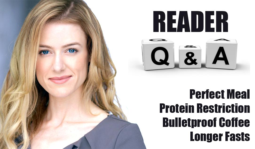 ReaderQ&A Melanie Avalon