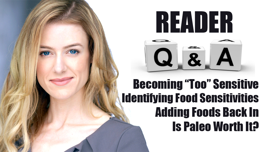Reader Q&A 5