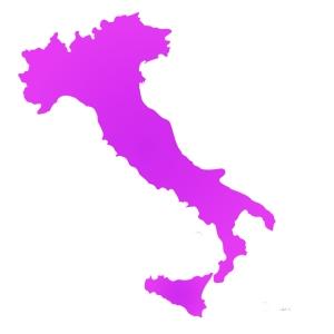 Italy Pink melanie avalon